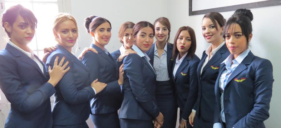 Formation Selection Recrutement Et Placement D Hotesses De L Air