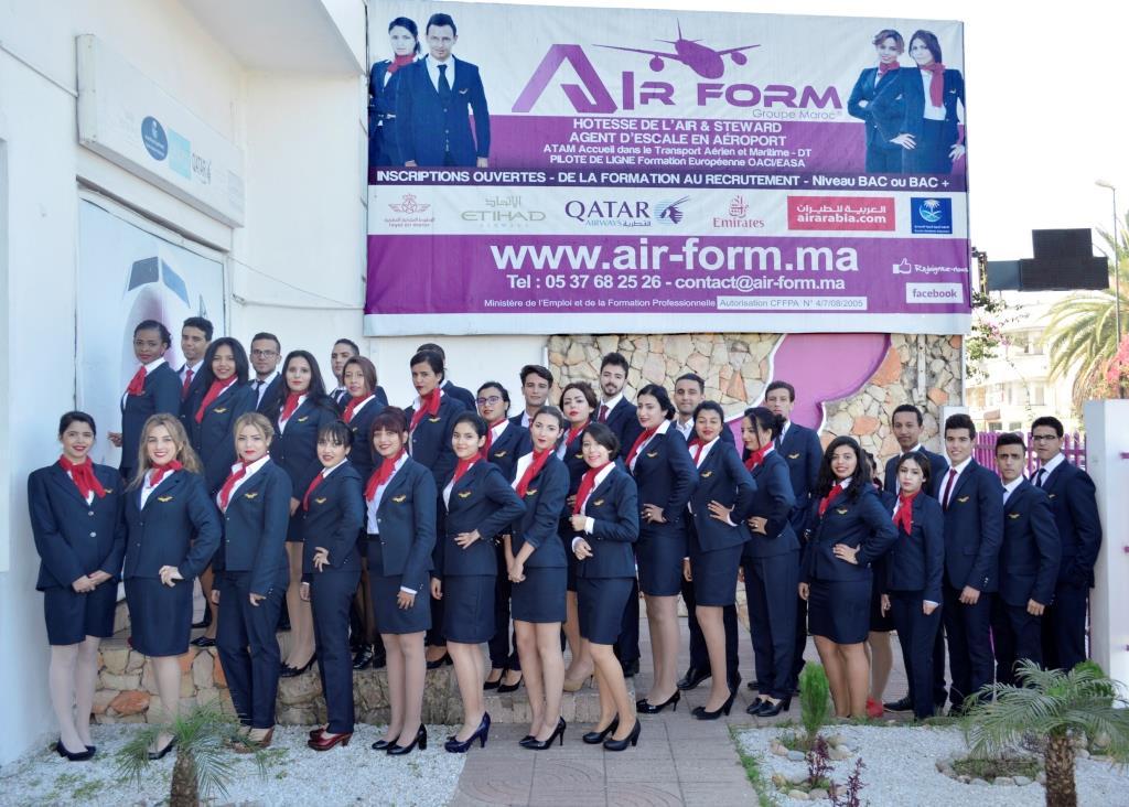 Actualites Groupe Air Form Maroc